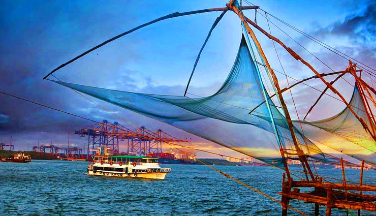 12 Major Tourist Spots To Visit in Cochin