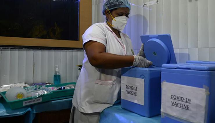 जानें कितने तापमान पर स्टोर हो रहा हैं देश में कोरोना का टीका
