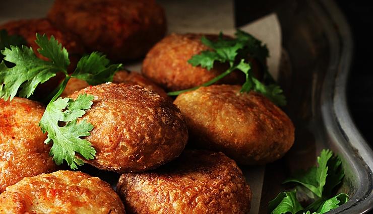 Recipe- Crispy Farali Patties