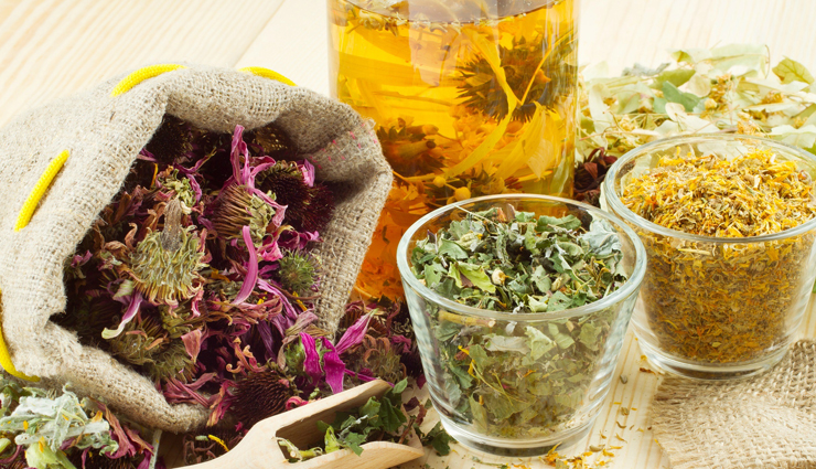 5 Herbs That are Best For Your Skin