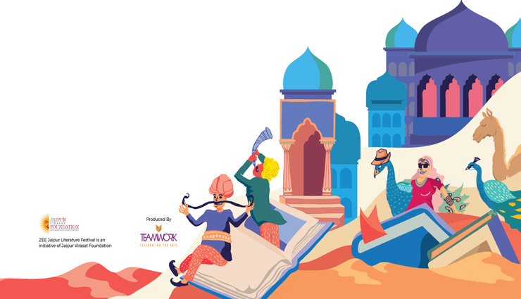 Heritage evenings at ZEE Jaipur Literature Festival 2019 to celebrate India's cultural diversity