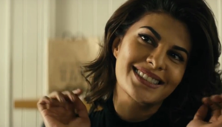 VIDEO- Jacqueline Fernandez's first Hollywood film 'Definition Of Fear'