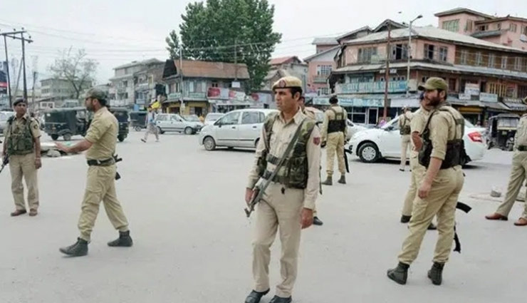 Jammu and Kashmir Police To Hire 1350 Female Constables
