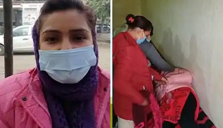 कानपुर: महिला डॉक्टर और स्टाफ नर्स का हाई वोल्टेज ड्रामा, बोलीं- नहीं लगवाना कोरोना का टीका