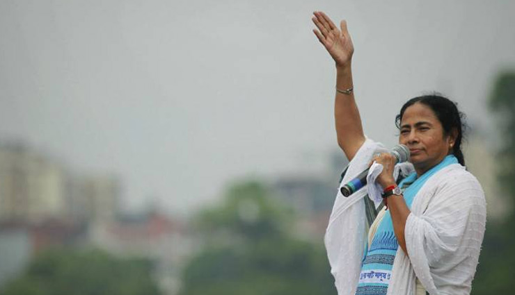 Opposition leaders meet Mamata Banerjee ahead of 'anti-BJP rally'
