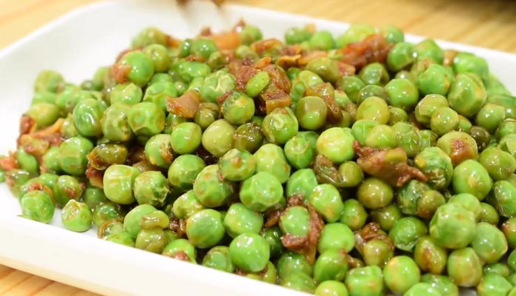 Recipe- Make Evenings Delicious With Matar Chaat