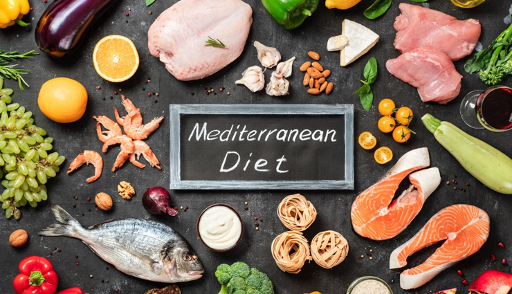 7 Reasons Why Mediterranean Diet is Healthy For You
