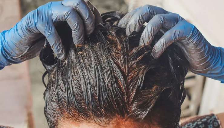Natural Hair Dyes To Get Brown, Red or Blonde Color