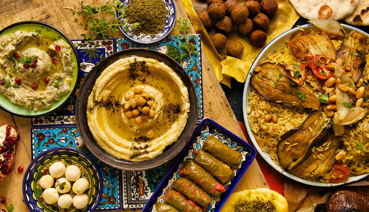 These are The Most Famous Palestinian Street Food You Need To Try