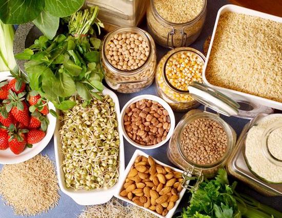 शाकाहारी आहार जिनमें पाया जाता है  अंडे से ज्यादा प्रोटीन