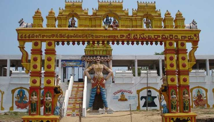 5 Ravana Temples You Must Visit in India