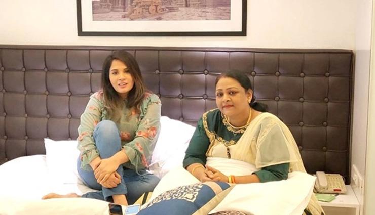Shakeela Biopic: Richa Chadha meets the adult film star ahead of shoot
