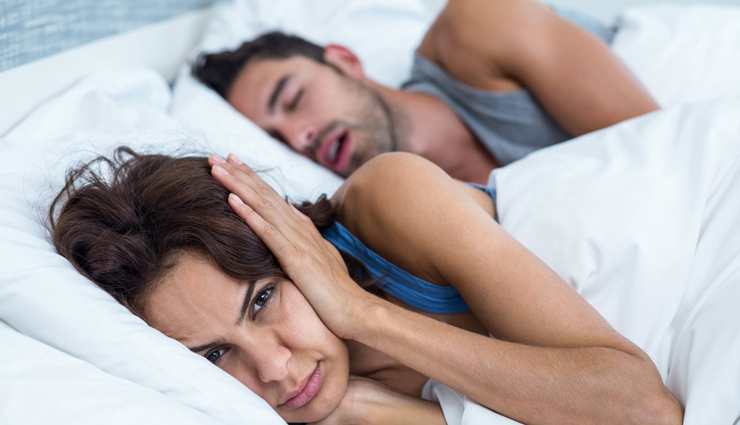 Home Remedies To Help You Get Rid of Snoring Problem