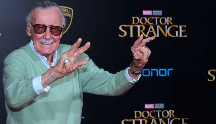 RIP Stan Lee! Condolences pour in for the 'legend' behind Marvel