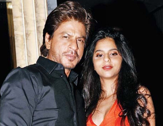 """VIDEO -""""It Takes A Lot To Be a Star Kid"""", Suhana Khan on Exercising in Gym"""