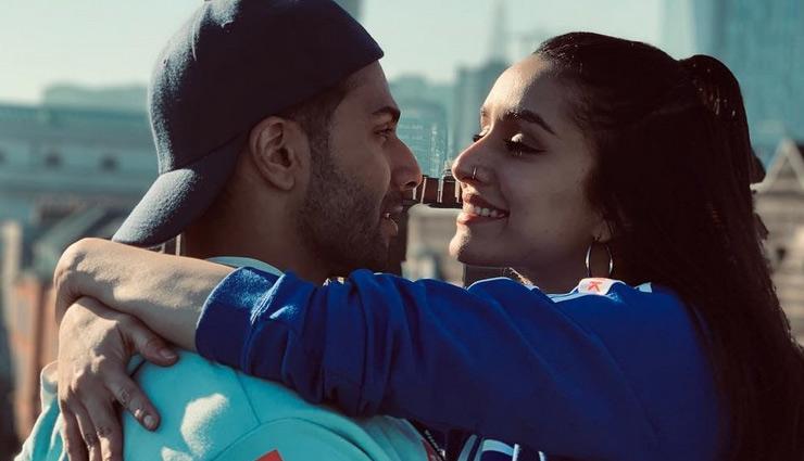 Varun Dhawan, Shraddha Kapoor bring their romance to 'Street Dancer'