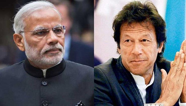 इमरान का पीएम मोदी को खत, कहा - कश्मीर समेत कई मुद्दों पर बातचीत करना चाहता है पाकिस्तान