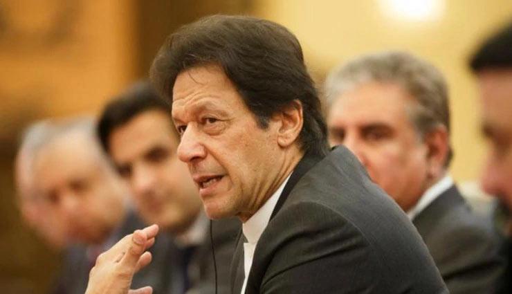 Article 370 : भारत से युद्ध नहीं चाहते, अगर हुआ तो देंगे करारा जवाब : इमरान खान