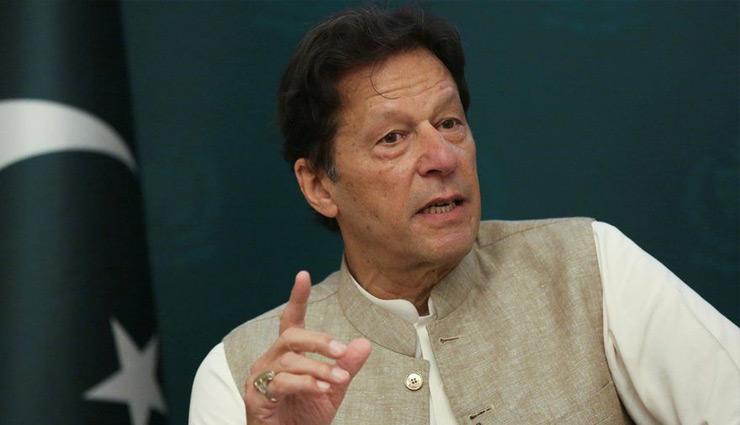मोदी सरकार पर पाकिस्तान ने लगाया जासूसी का आरोप, इमरान खान का नंबर भी पेगासस लिस्ट में शामिल