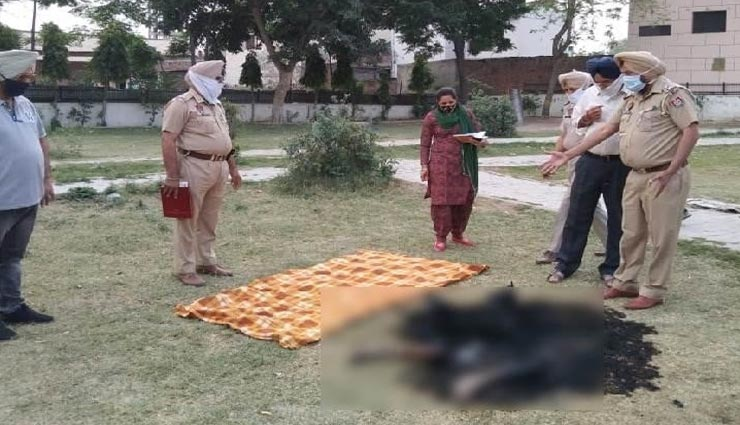 पंजाब : व्यथित मां ने मिट्टी का तेल डालकर लगाई खुद को आग, तीन बेटों और बहू से थी परेशान