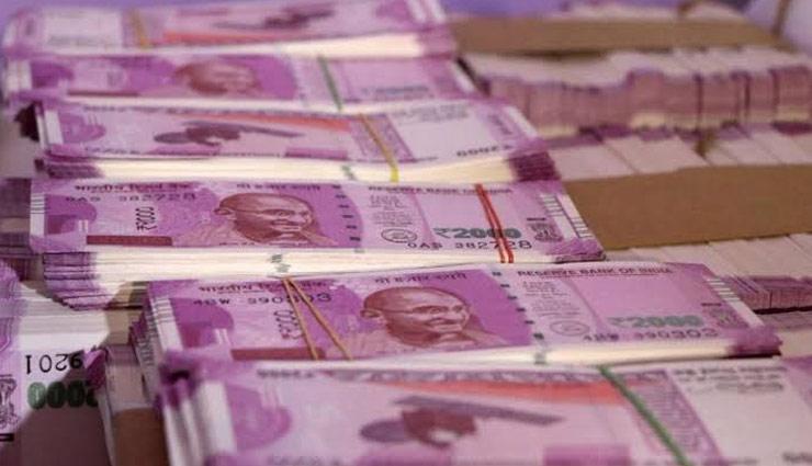 एक साल में बीजेपी को चंदे में मिले 800 करोड़ रुपए, कांग्रेस को सिर्फ 146 करोड़
