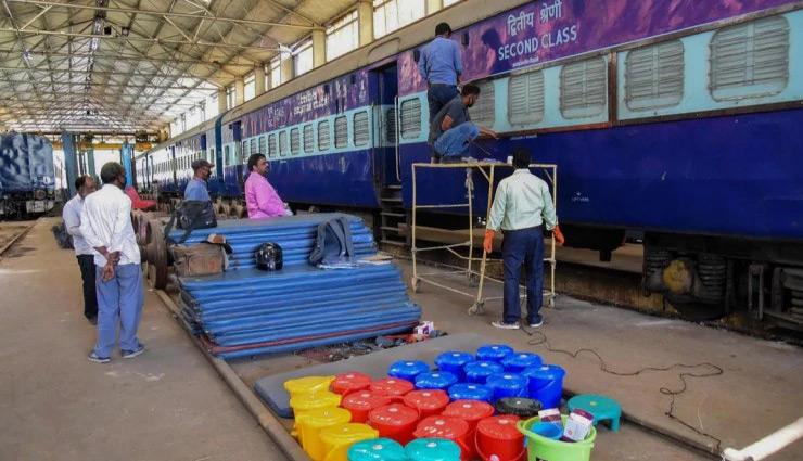 230 ट्रेनों की शुरू हुई बुकिंग,  रेल मंत्रालय ने कहा - 24 घंटे में बुक हुए 13 लाख टिकट