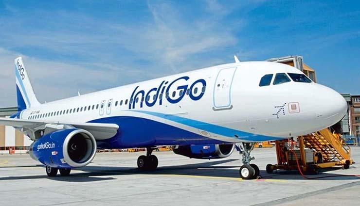 उड़ान भरने के 40 मिनट बाद Indigo के विमान में आई तकनीकी खराबी, करानी पड़ी इमरजेंसी लैंडिंग, 121 यात्री थे सवार