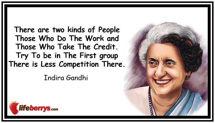 List Of Synonyms And Antonyms Of The Word Indira Gandhi Quotes