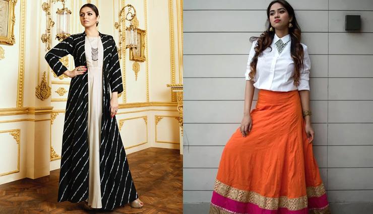 इन इंडो-वेस्टर्न ड्रेसेज से सर्दियों में खुद को दे स्टाइलिश लुक, आजमाकर देखें ये फैशन टिप्स