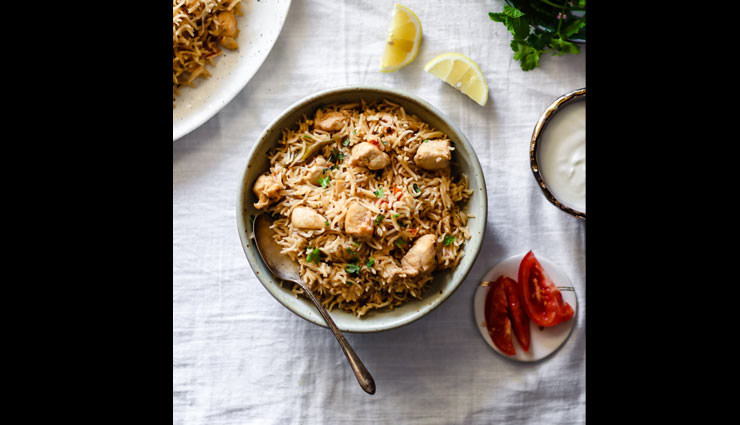instant pot indian chicken pulao,pulao recipe,dinner recipe