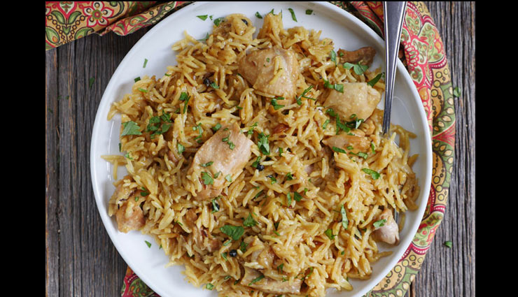 Recipe- Make Your Weekend Better With Instant Pot Indian Chicken Pulao