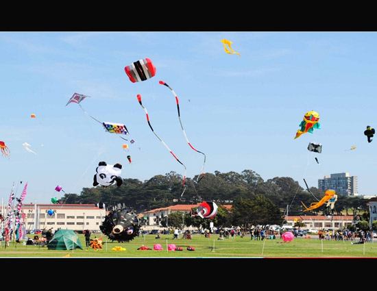 Makar Sankranti- International Kite Festival at Jaipur Rajasthan