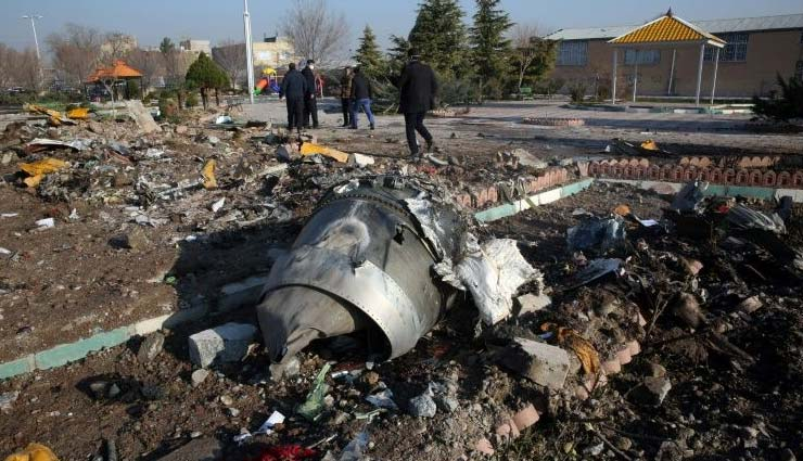 Iran confirms two missiles downed Ukraine airliner