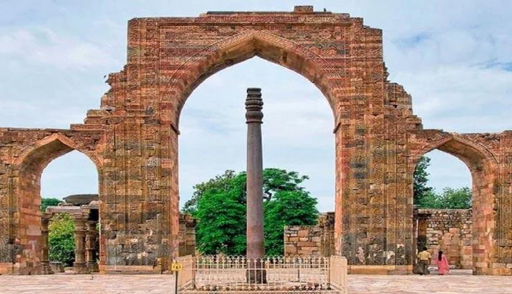 आज तक कोई नहीं जान पाया, दिल्ली स्थिति 1600 साल पुराने लौह स्तंभ के रहस्य
