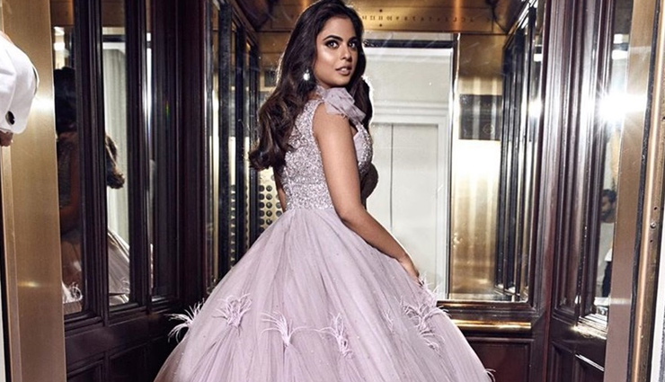Can you afford Isha Ambani's lilac gown by Prabal Gurung from MET Gala 2019?