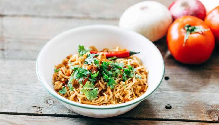 Recipe- Try Italian Maggi For New Taste