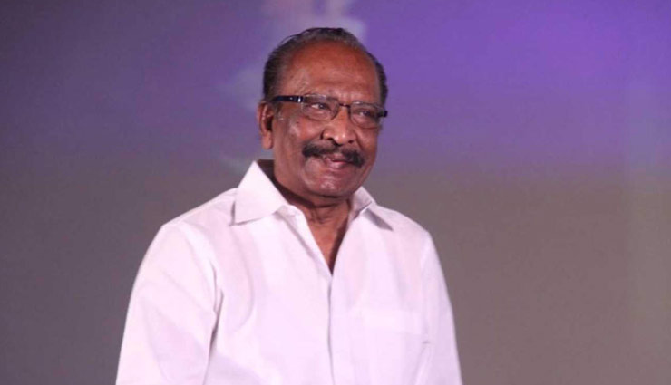 Veteran Tamil filmmaker J. Mahendran passed away