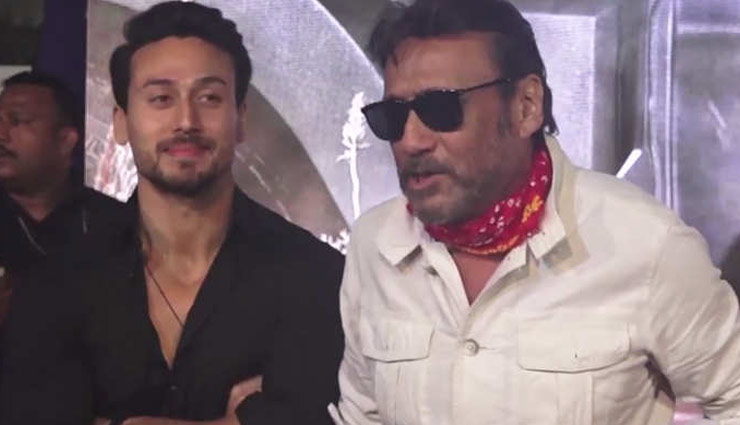 Jackie Shroff confirms Tiger Shroff dating Disha Patani after being single for 25 years