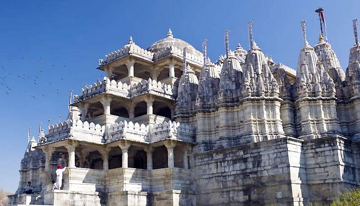 Part II- 5 Most Famous Jain Temples in India
