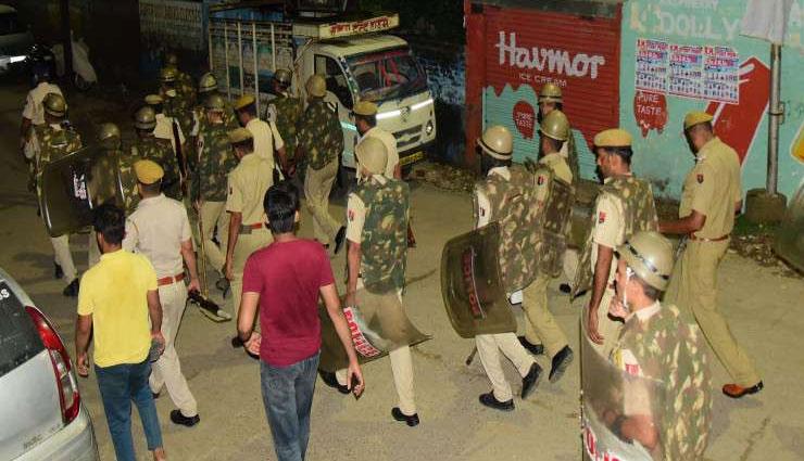 सांप्रदायिक बवाल : जयपुर में फिर उपद्रव, कई इलाकों में लगाई गई धारा 144, इंटरनेट भी बंद
