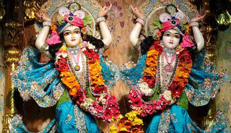 Janmashtami 2021: 'जन्माष्टमी' पर दर्शन करने के लिए फेमस है भगवान श्रीकृष्ण के ये 6 प्रसिद्ध मंदिर