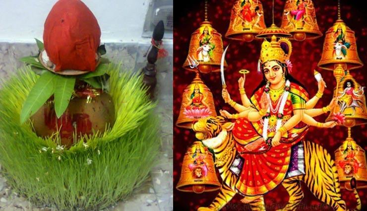 नवरात्रि 2020 : मां दुर्गा की आराधना में जौ अनिवार्य, आने वाले वक्त का देते हैं संकेत