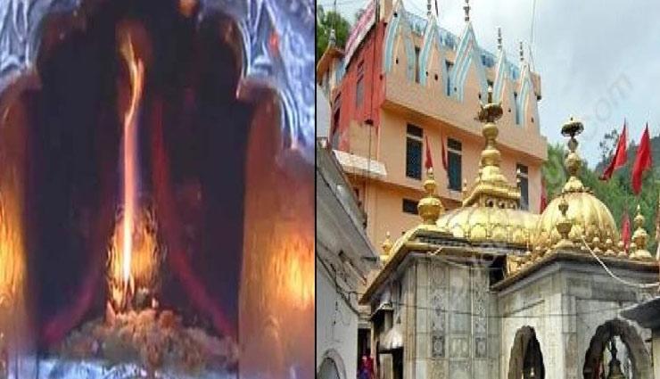 मातारानी के इन 5 मंदिरों में दर्शन को लगती है लम्बी कतारें, नवरात्रि में होती है विशेष पूजा