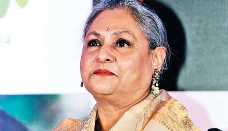 Jaya Bachchan runs up on stage at fashion show to hug this model