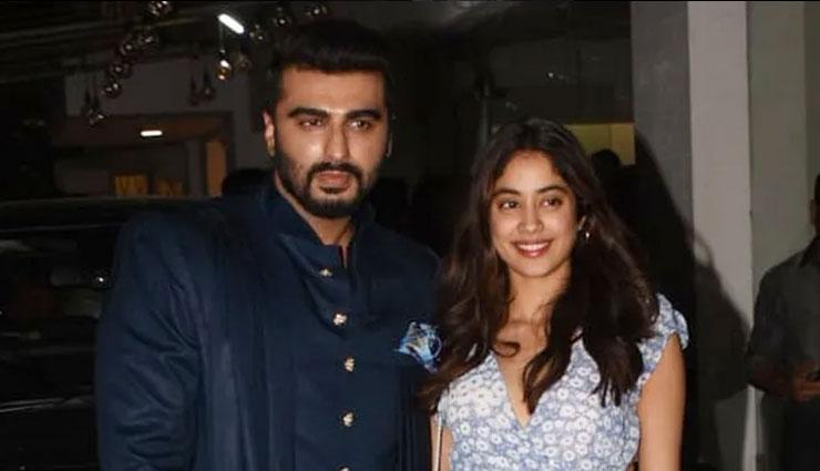 VIDEO- Janhvi Kapoor turns cheerleader for brother Arjun Kapoor at 'Panipat' screening