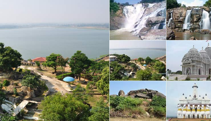 पर्यटकों को रोमांचित करते हैं झारखंड के ये पर्यटन स्थल