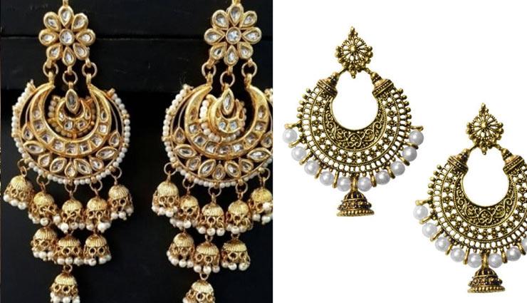 wedding season,trendy earrings,earrings fashion,fashion tips,fashion trends,latest earrings design ,कान की झुमकी, ट्रेंडी झुमके, शादी सीजन, फैशन टिप्स