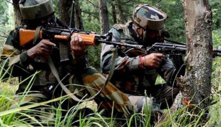 J-K: सुरक्षा बलों ने लश्कर के 2 आतंकी मार गिराए, भारी मात्रा में हथियार और गोला बारूद बरामद