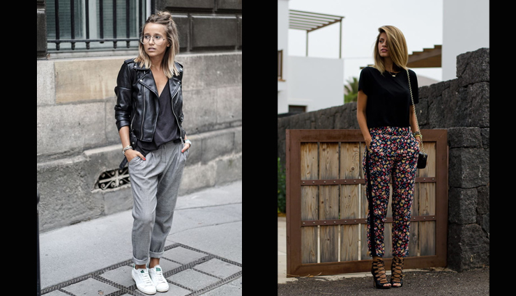 jogger pants,jogger pants fashion tips,fashion tips,women fashion tips,latest fashion trends