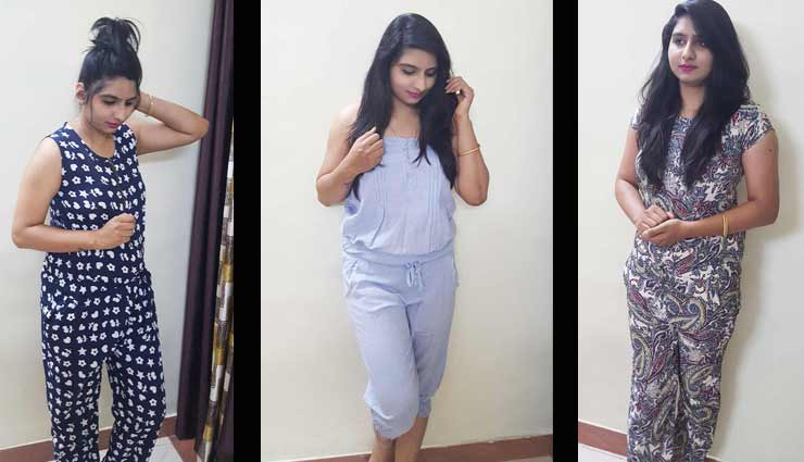 VIDEO- Rock You Summers With These Classy Jumpsuit Designs